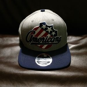 Other - American snap back hat
